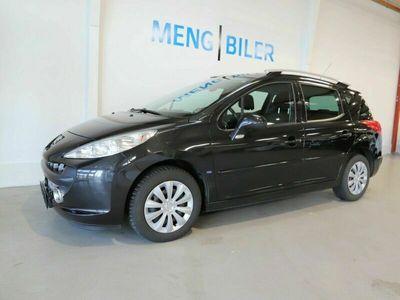 brugt Peugeot 207 1,6 VTi Premium SW