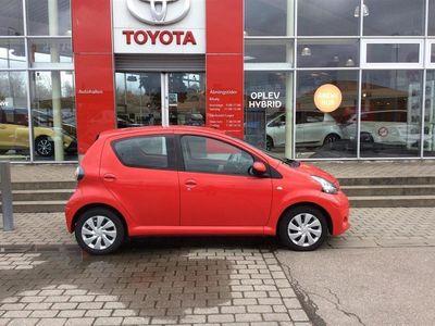 usado Toyota Aygo 1,0 68HK 5d