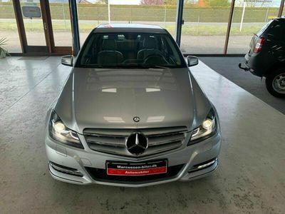 brugt Mercedes C200 1,8 Avantgarde aut. BE