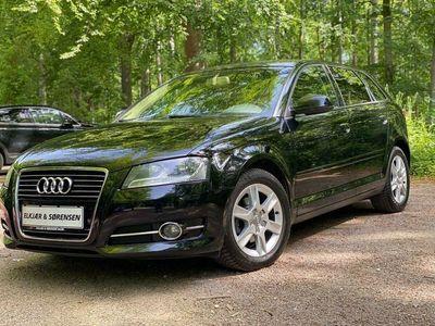 brugt Audi A3 Sportback 1,2 TFSi 105 Ambiente S-tr.
