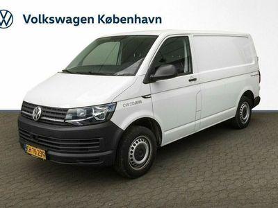 brugt VW Transporter 2,0 TDi 150 Kassevogn DSG kort