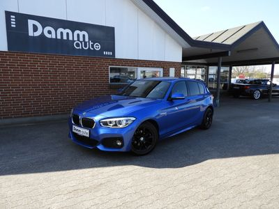 brugt BMW 118 2,0 d Steptronic M Sport 150HK aut 5d