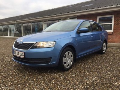 second-hand Skoda Rapid 1,2 TSI Ambition Tivoli 105HK 5d