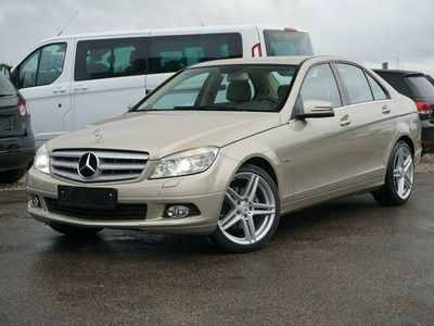 used Mercedes C200 1,8 CGi aut. BE