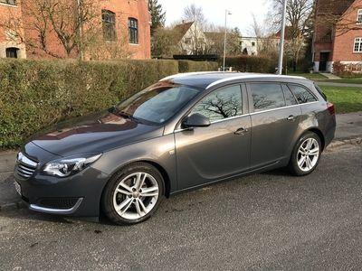 gebraucht Opel Insignia 2.0 140 HK Edition