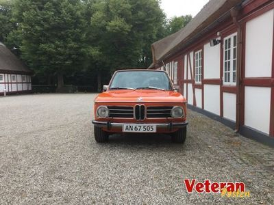 second-hand BMW 2002 2002 tii og