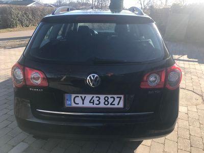 brugt VW Passat VARIANT 2,0 TDI