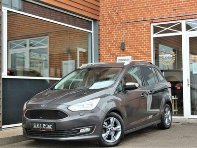 brugt Ford Grand C-Max 1,5 TDCi Business Powershift 120HK 6g Aut. A