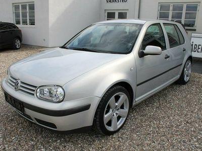 käytetty VW Golf IV 1,9 TDi Trendline