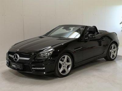 brugt Mercedes SLK350 Cabriolet 3,5 7G-Tronic Plus 306HK Cabr. Aut.