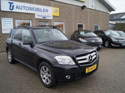 usata Mercedes GLK220 2,2 CDi aut. 4-M BE Van