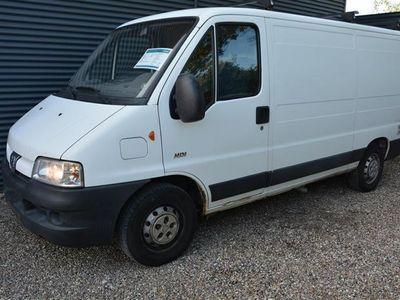 brugt Peugeot Boxer 290 M 2,0 HDI 84HK Van