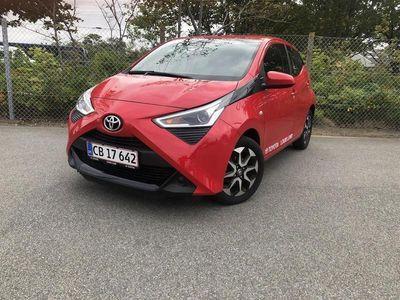 brugt Toyota Aygo 1,0 VVT-I X-Plore 72HK 3d