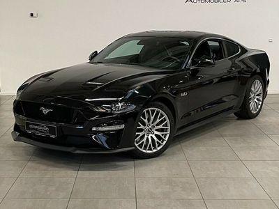 brugt Ford Mustang GT 5,0 V8 Fastback