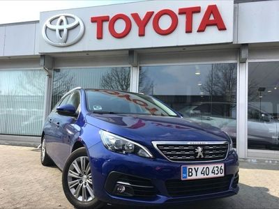 gebraucht Peugeot 308 SW 1,6 BlueHDi Selection Sky 120HK Stc 6g