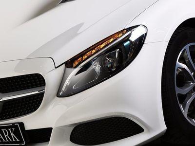 brugt Mercedes C200 2,0 Coupé aut.