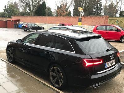 käytetty Audi A6 AVANT 3.0 TDI 218 HK 5-dørs S tronicS-Line