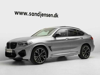 brugt BMW X4 3,0 M Competition xDrive aut.