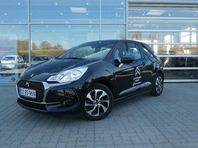 gebraucht DS Automobiles DS3 1,6 Blue HDi Style+ start/stop 100HK 3d