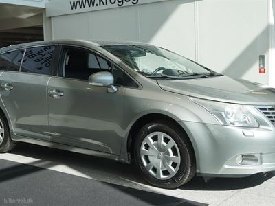 second-hand Toyota Avensis 1,8 VVT-I T1 147HK Stc 6g
