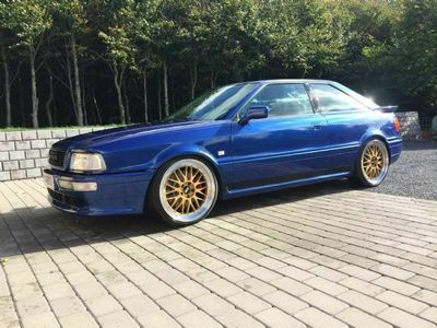 brugt Audi S2 coupe