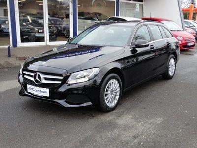 brugt Mercedes C200 2,0 st.car