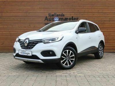 brugt Renault Kadjar 1,3 TCe 140 Limited EDC