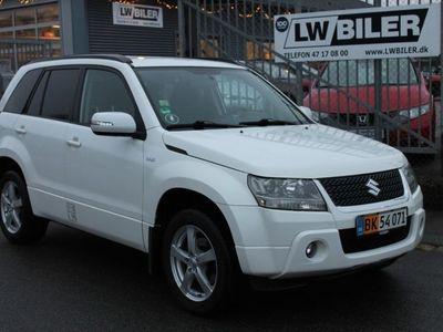 brugt Suzuki Grand Vitara 1,9 DDiS GLX Van