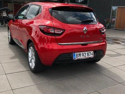 brugt Renault Clio 0.9 90 HK LIMITED