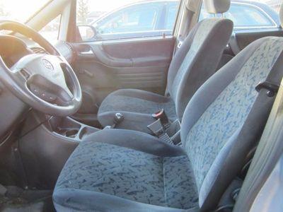 brugt Opel Zafira 2,0 Di 16V Comfort 5d