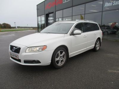 brugt Volvo V70 2,0 D3 Summum Start/Stop 163HK Stc 6g Aut.