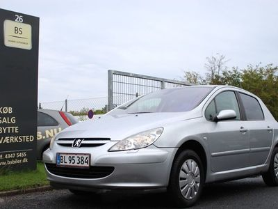 brugt Peugeot 307 1,4 Performance
