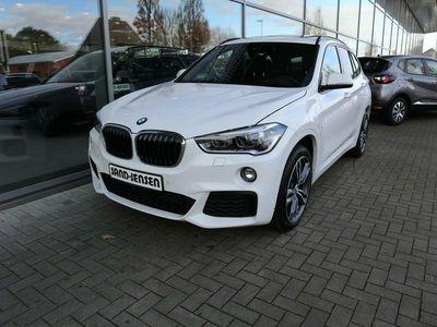 usado BMW X1 2,0 xDrive20d aut.