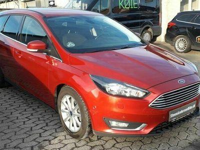 brugt Ford Focus 2,0 TDCi 150 Titanium stc. aut.