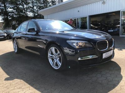 käytetty BMW 750 i 4,4 aut.
