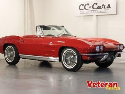 brugt Chevrolet Corvette C2 5,3 Cabriolet