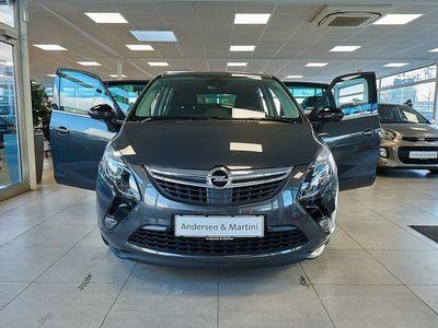brugt Opel Zafira Tour 1,4 Turbo Enjoy 140HK 6g Aut.