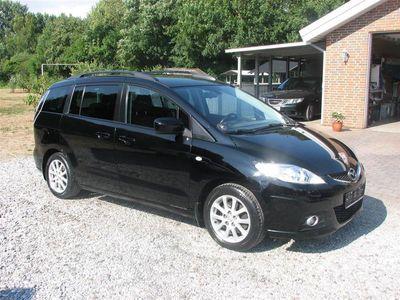 brugt Mazda 5 2,0 Touring 145HK