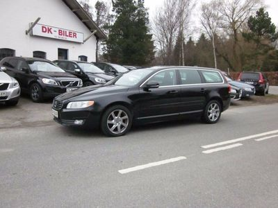 brugt Volvo V70 2,0 D4 181 Momentum aut.
