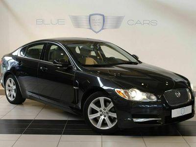 brugt Jaguar XF XF3,0 D V6 S Luxury aut. 4d 3,0 D V6 S Luxury aut. 4d