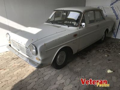 brugt Ford Taunus 12 M P 4 TS