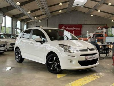 brugt Citroën C3 1,6 Blue HDi Seduction Complet start/stop 100HK 5d