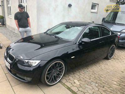 brugt BMW 335 i coupe
