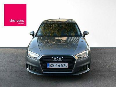 brugt Audi A3 Sportback 1.0 TFSI | Sport | 116 hk | 5-dørs | S tronic
