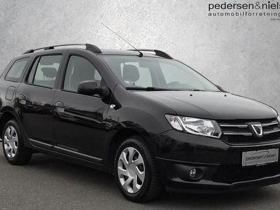 brugt Dacia Logan 1,5 DCi Lauréate 90HK