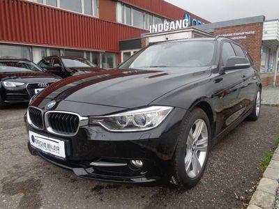 brugt BMW 318 d 2,0 Sport Line aut.