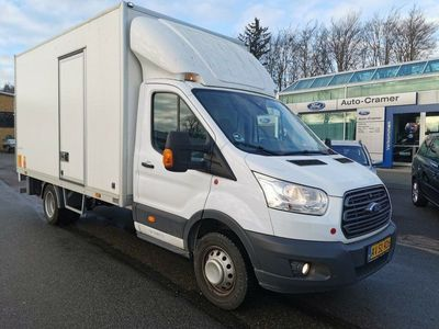 brugt Ford Transit 350 L3 Chassis 2,2 TDCi 155 Trend Alukasse m/lift