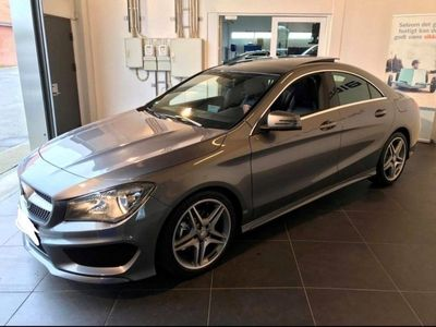 used Mercedes CLA200 1,6 156HK 4d 6g
