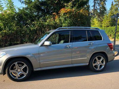 brugt Mercedes GLK350 CDI BlueEFFICIENCY SUV, 4MATIC 7G-TRONIC PLUS