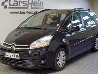 brugt Citroën Grand C4 Picasso 1,6 HDi 110 VTR+ E6G